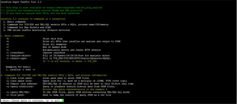 JsonFlow Super Traffic Tool full screenshot